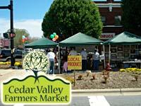 Cedar Valley Farmer's Market in Murphy North Carolina